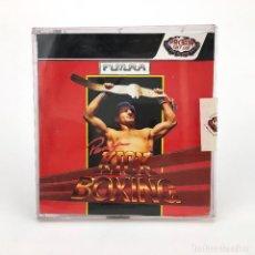 Videojuegos y Consolas: PANZA KICK BOXING PROEIN SOFT LINE ESPAÑA FUTURA 90 ANDRE COMBATE BOXEO FRANCES DISKETTE 3½ ATARI ST. Lote 228682625