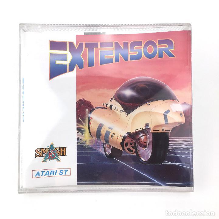 EXTENSOR / INTERCEPTOR GOLDEN GAMES SMASH 16 1989 JUEGO RETRO ZARTH ARENA DISKETTE 3½ DISK ATARI ST (Juguetes - Videojuegos y Consolas - Atari)