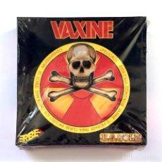 Videojuegos y Consolas: VAXINE PRECINTADO. ERBE ESPAÑA / THE ASSEMBLY LINE U.S GOLD ATAQUE VIRUS VACUNA DISKETTE 3½ ATARI ST. Lote 229917610