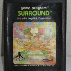 Videogiochi e Consoli: JUEGO ATARI, SURROUND. Lote 231411075