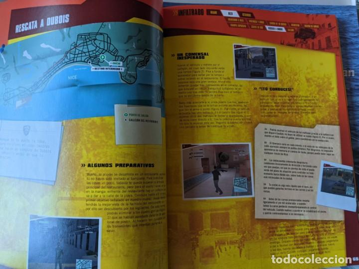 Videojuegos y Consolas: LA GUIA DE ESTRATEGIA OFICIAL - ATARI - DRIV3R - MUY RARO - Foto 2 - 233223980