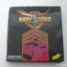 Videojuegos y Consolas: NAVY SEALS / ATARI ST / STE / RETRO VINTAGE / DISCO - DISQUETE. Lote 233237110
