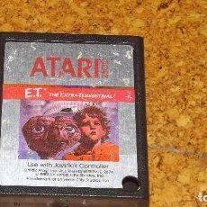 Jeux Vidéo et Consoles: JUEGO ATARI 2600 ET EL EXTRATERRESTRE. Lote 241132925