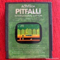 Jeux Vidéo et Consoles: JUEGO PARA LA CONSOLA ATARI 2600 PITFALL!. Lote 242449160
