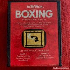 Videogiochi e Consoli: JUEGO PARA LA CONSOLA ATARI 2600 BOXING. Lote 242451375