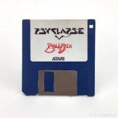 Videojuegos y Consolas: BALLISTIX PSYCLAPSE PSYGNOSIS 1989 JUEGO DEPORTES VINTAGE VIDEOJUEGO RETRO DISK ATARI ST DISKETTE 3½. Lote 243208520