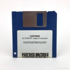 Videojuegos y Consolas: CUSTODIAN - HEWSON COSULTANTS / REALMS 1989 3RD PERSON VINTAGE GAME JUEGO RETRO ATARI ST DISKETTE 3½. Lote 243446585