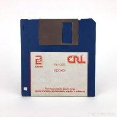 Videojuegos y Consolas: TAU CETI ZAFIRO ESPAÑA CRL 1988. SIMULADOR SCI-FI VIDEO JUEGO RETRO INFORMATICA ATARI ST DISKETTE 3½. Lote 243448710