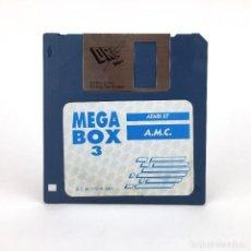 Videojuegos y Consolas: ASTRO MARINE CORPS. DINAMIC SOFTWARE MEGA BOX 3 AMC DRO SOFT ? 1991 JUEGO RETRO ATARI ST DISKETTE 3½. Lote 243450850