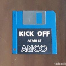 Videojuegos y Consolas: KICK OFF [ANCO] - JUEGO ATARI ST - SIN CAJA. Lote 245514635
