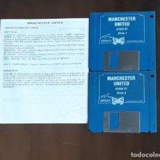 Videojuegos y Consolas: MANCHESTER UNITED [KRISALIS SOFTWARE] - JUEGO ATARI ST - SIN CAJA. Lote 245514640