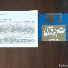 Videojuegos y Consolas: KICK OFF 2 [ANCO] - JUEGO ATARI ST - SIN CAJA. Lote 245514645