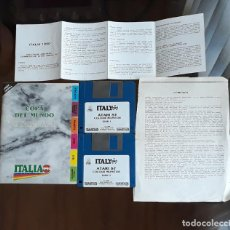 Videojuegos y Consolas: ITALIA 1990 [U.S. GOLD] - JUEGO ATARI ST - SIN CAJA. Lote 245514695