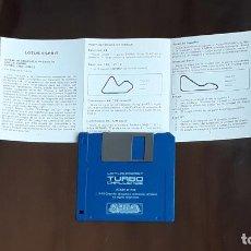 Videojuegos y Consolas: LOTUS ESPRIT TURBO CHALLENGE [GREMLIN] - JUEGO ATARI ST - SIN CAJA. Lote 245514735