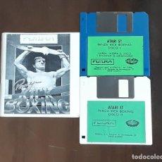 Videojuegos y Consolas: PANZA KICK BOXING [FUTURA] - JUEGO ATARI ST - SIN CAJA. Lote 245514740