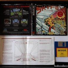 Videojuegos y Consolas: SKYFOX [ELECTRONIC ARTS] - JUEGO ATARI ST - CARPETA MEDIANA. Lote 245514770