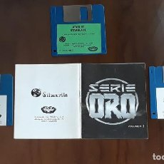 Videojuegos y Consolas: SERIE ORO-MAYA/STARBLADE/WINDSURF WILLY [SILMARILS] - JUEGO ATARI ST - SIN CAJA. Lote 245514800