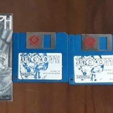 Videojuegos y Consolas: XENOMORPH [PANDORA] - JUEGO ATARI ST - SIN CAJA. Lote 245514830