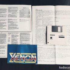 Videojuegos y Consolas: XENON [MELBOURNE HOUSE] - JUEGO ATARI ST - SIN CAJA. Lote 245514855