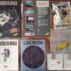 Videojuegos y Consolas: MURDERS IN SPACE [INFOGRAMES] - JUEGO ATARI ST - CAJA MEDIANA Y FUNDA. Lote 245651345