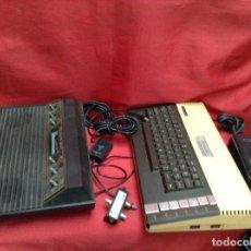 Videojuegos y Consolas: LOTE ATARÍ , 2 CONSOLAS , 4 MANDOS TRANSFORMADOR ,INSTRUCCIONES ,. Lote 248095085