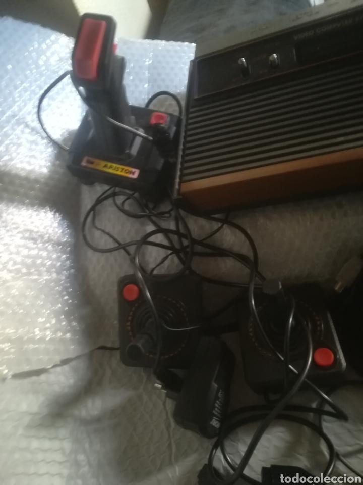 Videojuegos y Consolas: Atari 2600 original - Foto 2 - 250323295