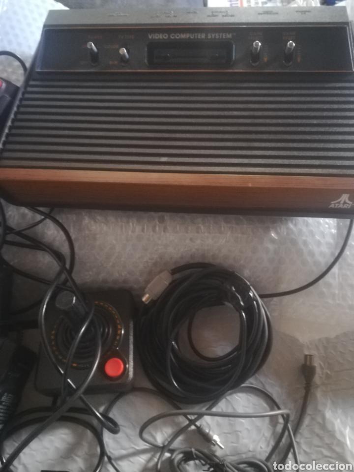 ATARI 2600 ORIGINAL (Juguetes - Videojuegos y Consolas - Atari)