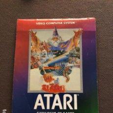 Videojuegos y Consolas: CATALOGO DE JUEGOS ATARI. Lote 251041920