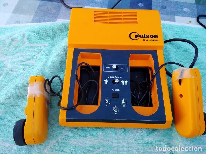 Videojuegos y Consolas: LOTE DE 2 CONSOLAS FUNCIONANDO: ATARI 2600 + MANDOS + CARTUCHOS Y PALSON CX. 303 (CON SU CAJA) - Foto 18 - 253000840