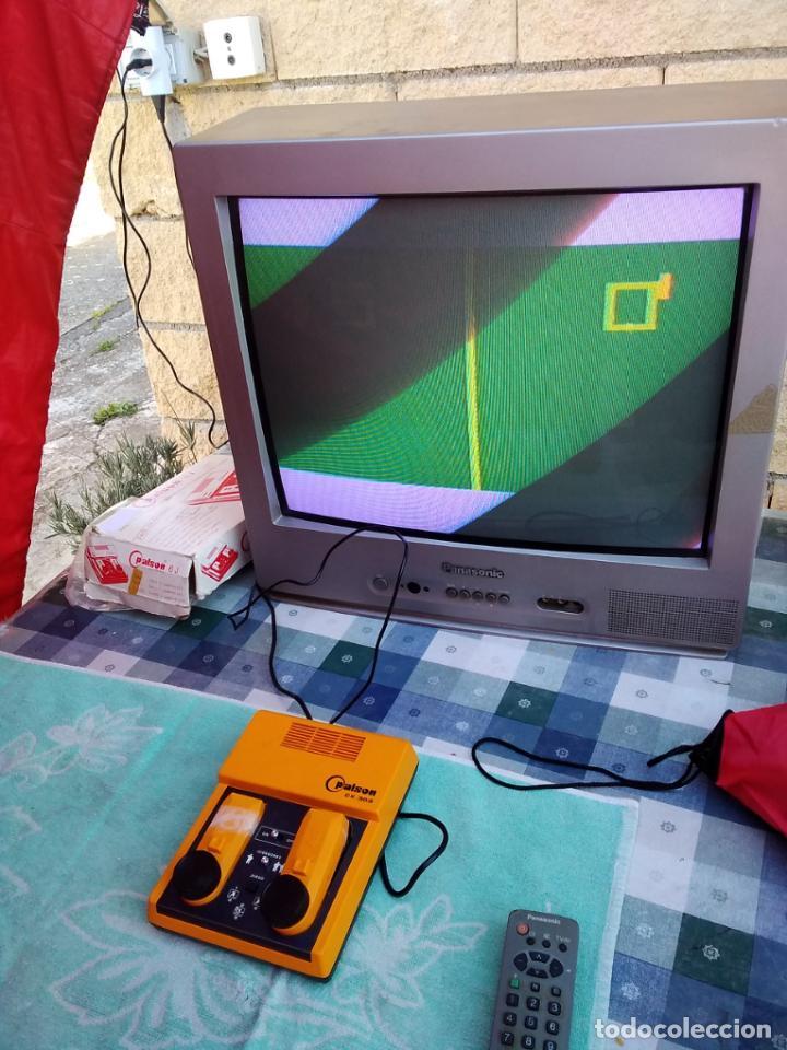 Videojuegos y Consolas: LOTE DE 2 CONSOLAS FUNCIONANDO: ATARI 2600 + MANDOS + CARTUCHOS Y PALSON CX. 303 (CON SU CAJA) - Foto 22 - 253000840