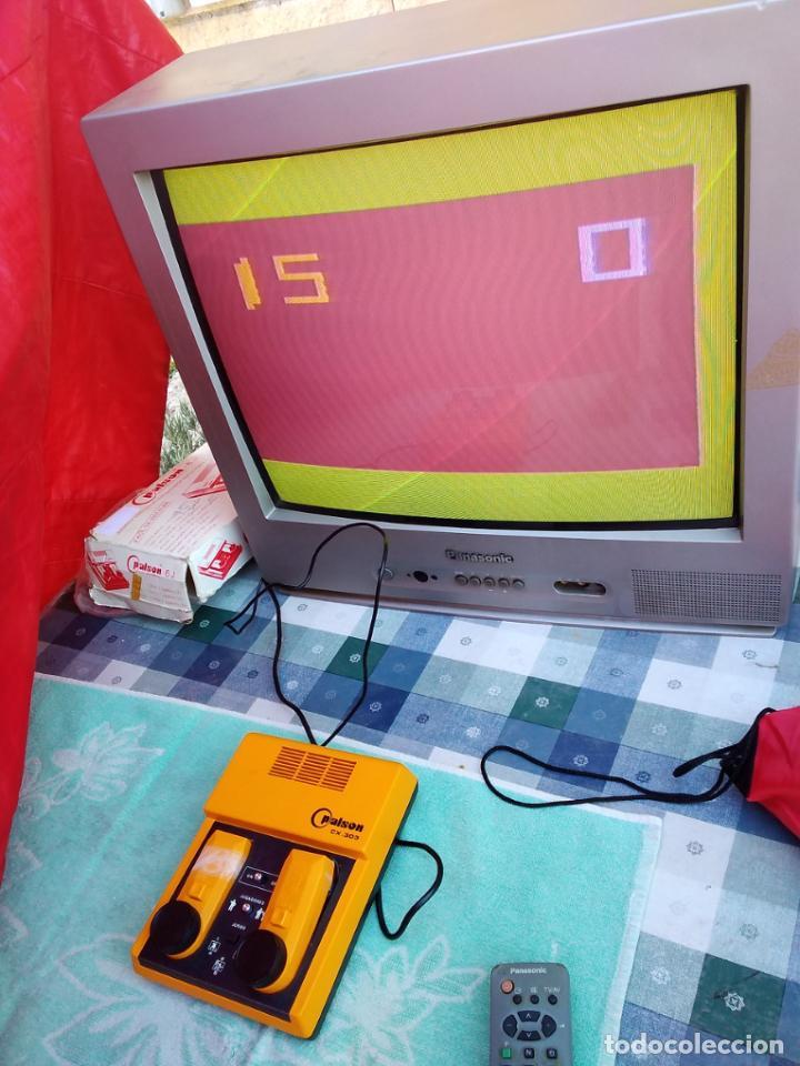 Videojuegos y Consolas: LOTE DE 2 CONSOLAS FUNCIONANDO: ATARI 2600 + MANDOS + CARTUCHOS Y PALSON CX. 303 (CON SU CAJA) - Foto 23 - 253000840