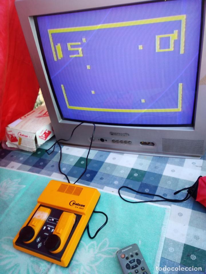 Videojuegos y Consolas: LOTE DE 2 CONSOLAS FUNCIONANDO: ATARI 2600 + MANDOS + CARTUCHOS Y PALSON CX. 303 (CON SU CAJA) - Foto 24 - 253000840