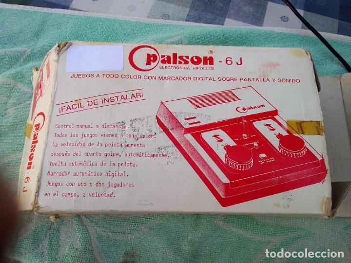 Videojuegos y Consolas: LOTE DE 2 CONSOLAS FUNCIONANDO: ATARI 2600 + MANDOS + CARTUCHOS Y PALSON CX. 303 (CON SU CAJA) - Foto 25 - 253000840
