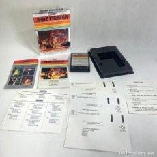 Videojuegos y Consolas: VIDEOJUEGO ATARI - FIRE FIGHTER + CAJA + INSTRUCCIONES. Lote 253152895