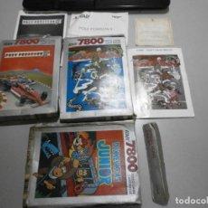 Videojuegos y Consolas: LOTE DE CAJAS VACIAS ATARI VER FOTOS. Lote 254388670
