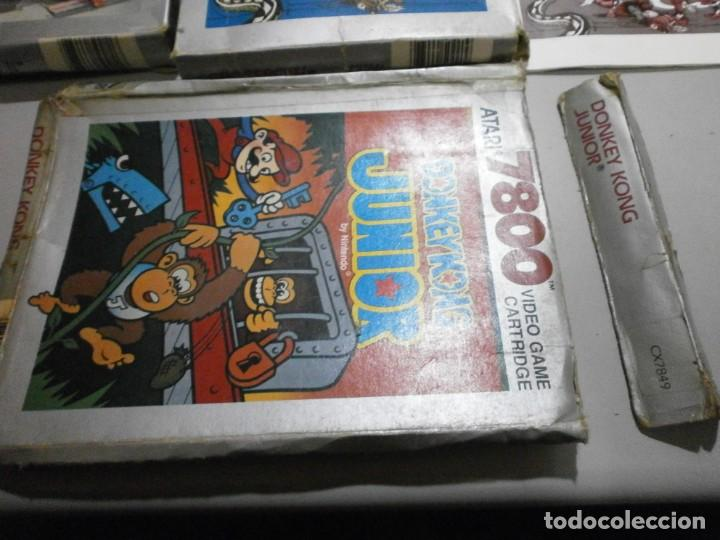 Videojuegos y Consolas: lote de cajas vacias atari ver fotos - Foto 2 - 254388670
