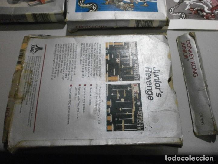 Videojuegos y Consolas: lote de cajas vacias atari ver fotos - Foto 3 - 254388670
