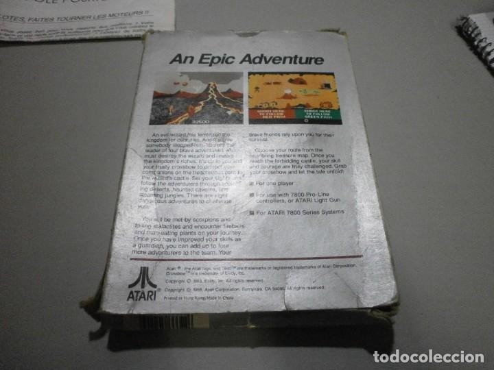Videojuegos y Consolas: lote de cajas vacias atari ver fotos - Foto 5 - 254388670