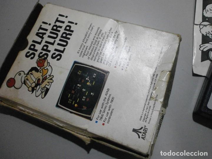 Videojuegos y Consolas: juego atari food fight ver fotos - Foto 3 - 254389165