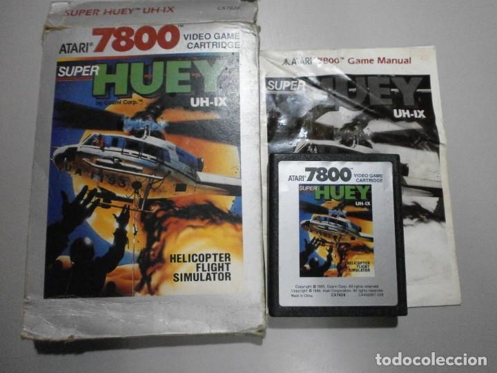 JUEGO ATARI SUPER HUEY VER FOTOS (Juguetes - Videojuegos y Consolas - Atari)