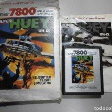 Videojuegos y Consolas: JUEGO ATARI SUPER HUEY VER FOTOS. Lote 254389470