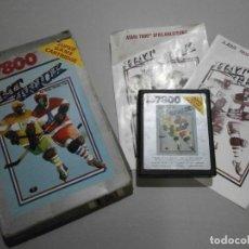 Videojuegos y Consolas: JUEGO ATARI HAT TRICK VER FOTOS. Lote 254389750