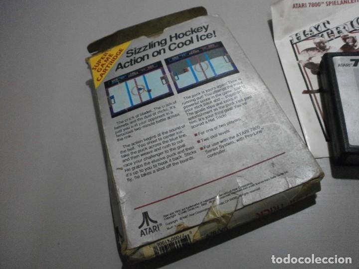 Videojuegos y Consolas: juego atari hat trick ver fotos - Foto 2 - 254389750
