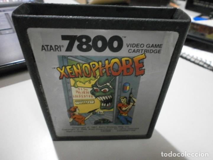 JUEGO ATARI XENOPHOBE (Juguetes - Videojuegos y Consolas - Atari)