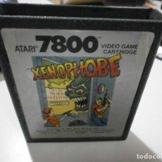Videojuegos y Consolas: JUEGO ATARI XENOPHOBE. Lote 254389950