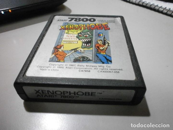 Videojuegos y Consolas: juego atari xenophobe - Foto 2 - 254389950