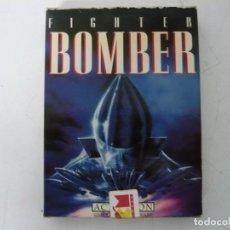 Videojuegos y Consolas: FIGHTER BOMBER / ATARI ST / STE / RETRO VINTAGE / DISCO - DISQUETE. Lote 255506300