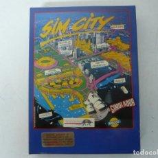 Videojuegos y Consolas: SIM CITY / ATARI ST / STE / RETRO VINTAGE / DISCO - DISQUETE. Lote 255506490