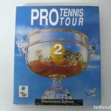 Videojuegos y Consolas: PRO TENNIS TOUR 2 / ATARI ST / STE / RETRO VINTAGE / DISCO - DISQUETE. Lote 255506615