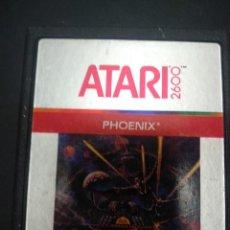 Videojuegos y Consolas: PHOENIX VIDEOJUEGO ATARI 2600 SOLO CARTUCHO. Lote 257276345